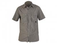 Norfin Cool Short Sleeve Gray
