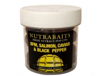 Nutrabaits BFM Salmon Caviar and Black Pepper Pop-up