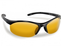Ochelari Flying Fisherman Briston Black Yellow Amber Sunglasses