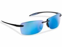Ochelari Flying Fisherman Cali Black Smoke Blue Mirror