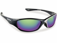 Ochelari Flying Fisherman Cobo Black Amber Green Mirror Sunglasses