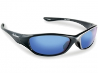 Ochelari Flying Fisherman Cobo Black Smoke Blue Mirror Sunglasses