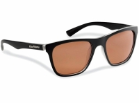 Flying Fisherman Fowey Crystal Black Copper Sunglasses