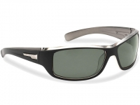 Ochelari Flying Fisherman Helm Black Crystal Gunmetal Smoke