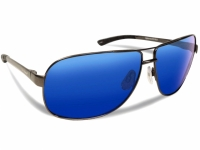 Ochelari Flying Fisherman Highlander Gunmetal Smoke Blue Mirror