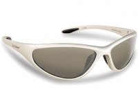 Ochelari Flying Fisherman Key West Silver Smoke Sunglasses