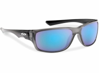 Ochelari Flying Fisherman Roller Gunmetal Smoke Blue Mirror