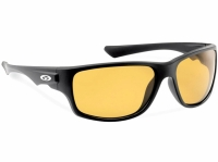 Ochelari Flying Fisherman Roller Matte Black Yellow Amber