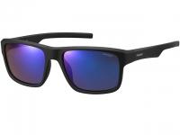 Ochelari Polaroid PLD 3018/S Black Sunglasses