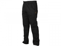 Pantaloni Fox Collection Black & Orange Combat Trousers