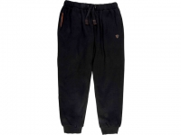 Pantaloni Fox Heavy Lined Joggers Black-Orange