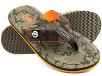 Papuci Fox Chunk Camo Flip Flops