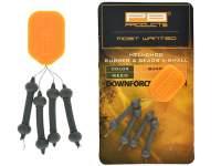 PB Products Downforce Heli-Chod Rubber & Beads X-Small