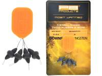 PB Products Downforce Naked Chod Rubber & Bead X-Small