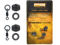 PB Products Downforce Sliding Naked Chod Bead and Ring Swivel