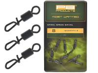 PB Products Spiral Speed Swivel