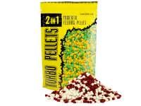 Pelete Carp Zoom 2in1 Turbo Pellets Spice Garlic