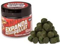 Pelete de carlig Benzar Mix Expanda Method Pellet Green Betaine