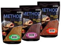 Pelete Jaxon Method Feeder Ready Pellets Black Halibut
