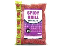 Rod Hutchinson Spicy Krill Carp Pellets
