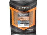 Pelete Sonubaits Stiki Chocolate Orange Method Pellets