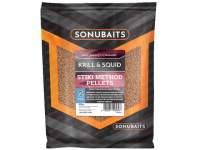 Pelete Sonubaits Stiki Krill and Squid Method Pellets