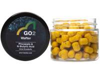 Pelete Spotted Fin GO2 Natural Wafter Pineapple and N-Butyric Acid Pellet 8mm