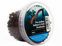 Pelete Spotted Fin Pre-Drilled Halibut and Krill Hookers 8mm