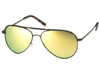 Polaroid PLD 6011/S Matt Lime Havana Sunglasses
