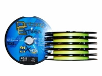 Pontoon21 YGK PE Braid Exteer Fluo 100m