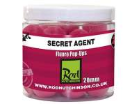 Pop-up Rod Hutchinson Secret Agent Liver Fluoro
