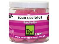 Pop-up Rod Hutchinson Squid and Octopus Fluoro