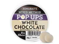Sonubaits Mixed Method White Chocolate Pop-ups