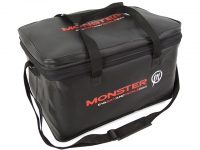 Preston Monster EVA Bait & Tackle with Zipped Lid