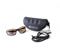 Preston Sport Sunglasses Brown