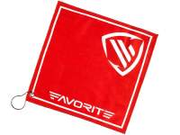 Prosop Favorite Red Towel