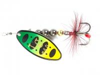 Rotativa Lucky John Shelt Blade nr.4 15g 008