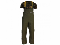 Salopeta Team Vass 175 Khaki Edition Waterproof Bib & Brace