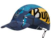 Sapca Buff Pack Run Cap Lite Helix Ocean