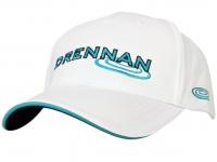 Sapca Drennan White-Aqua Cap