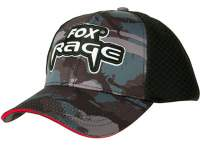 Fox Rage Camo Trucker Cap