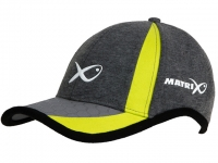 Sapca Matrix Surefit Cap Grey / Lime