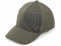 Sapca Nash Bank Green Baseball Cap