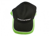 Prowess Black-Green Cap