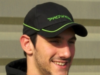 Prowess Green-Black Cap