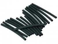 Shrink Tube Climax Black 1m