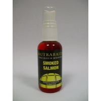 Nutrabaits Smoked Salmon Pro Match Booster Spray