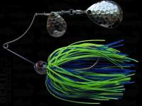 Spinnerbait Berti Shallow Killer Colorado 7g Blue Chart