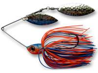 Spinnerbait Berti Skirt Salcie Salcie 14g Blue Orange