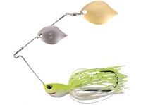 Spinnerbait DUO Cambio Double Blade 10.5g J017 Pearl Chart